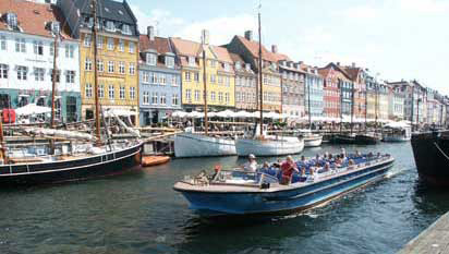 Harbour And Canal Tours Nyhavn