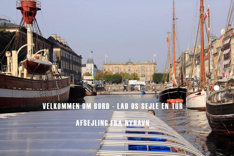 Havnerundfart Og Kanalrundfart 5000 Krtur Med Netto Bådene
